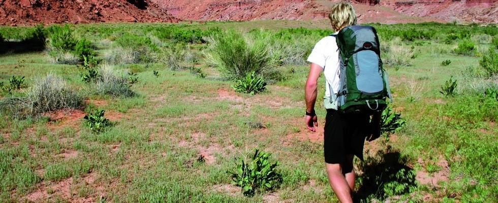 Трекинговые рюкзаки Osprey