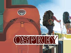 интернет-магазин Osprey